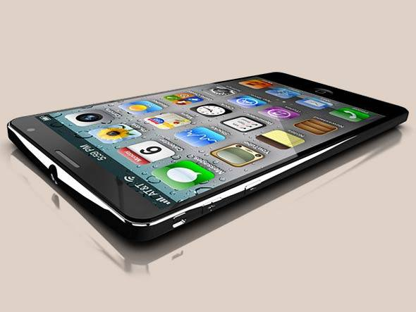 iPhone 5: mais fino, mais alto, mais nico