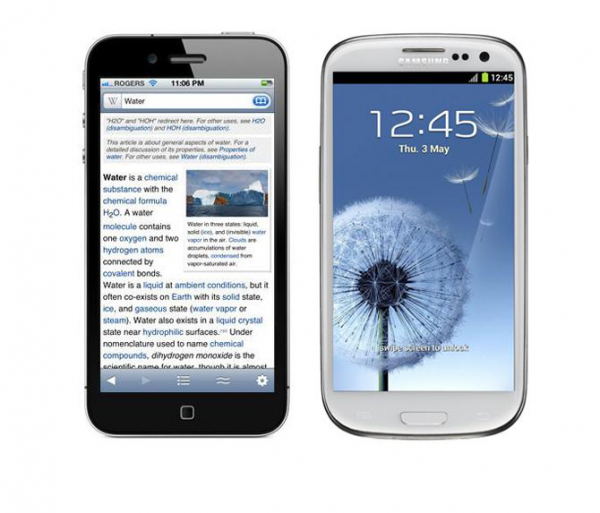 "iPhone 5 ""irá envergonhar"" o Galaxy S3"