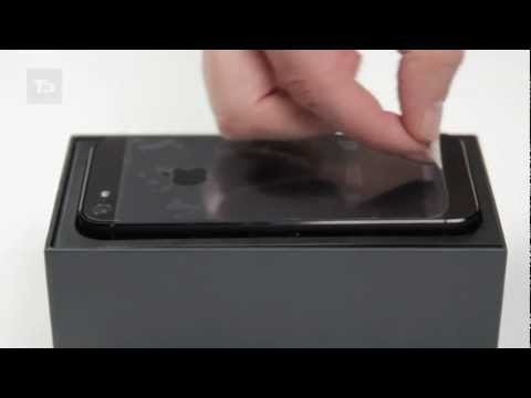Unboxing do iPhone 5 realizado pelo website T3