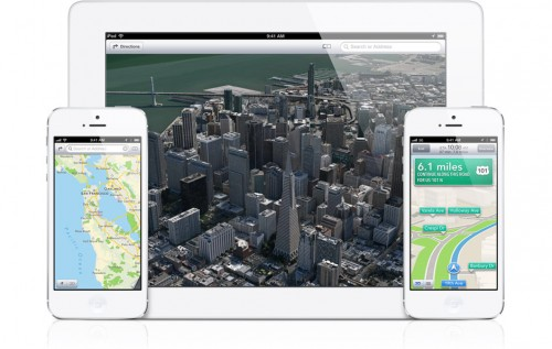 Apple recruta ex-funcionários do Google Maps