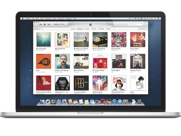 itunes-on-mac