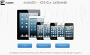 &#8216;Evasi0n&#8217; chega como o primeiro Jailbreak Untethered para o iPhone 5 e iOS 6.x