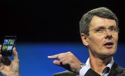 CEO da Blackberry diz que apesar do &#8220;trabalho fantstico&#8221; com o iOS a Apple est com falta de inovao