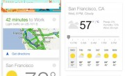 Google Search para iOS  atualizado com o Google Now