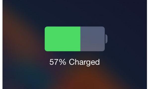 Apple faz pequenas alterações no iOS 7.1.1 para extender a bateria do iPhone